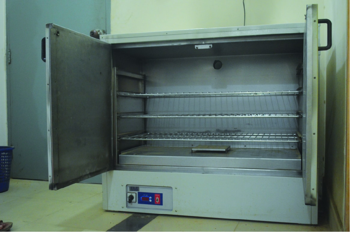 Electrical drying oven, ELE UK.